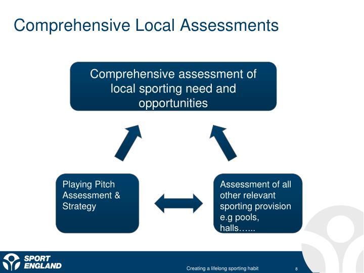 Comprehensive Local