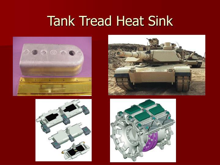 Tank Tread Heat Sink