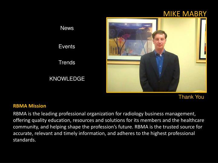 Mike mabry