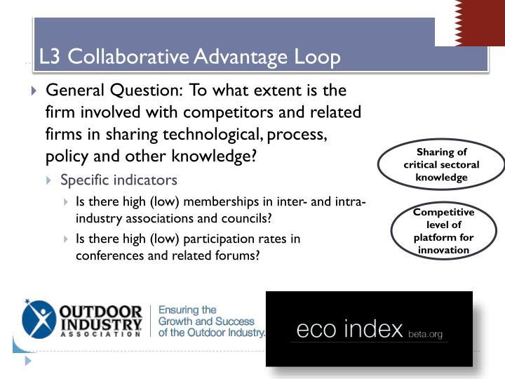 L3 Collaborative Advantage Loop