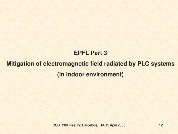 EPFL Part 3