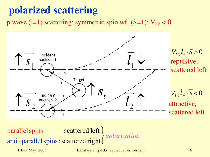 polarized scattering