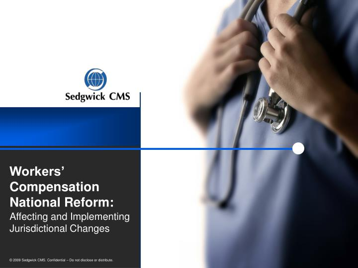 Workers compensation national reform