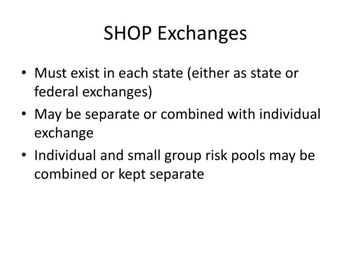 Shop exchanges1