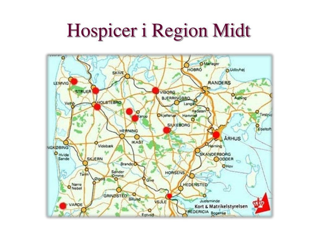 Ppt Hospicer I Region Midt Powerpoint Presentation Free