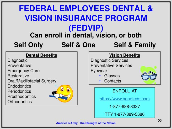 FEDERAL EMPLOYEES DENTAL &