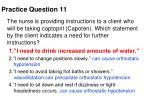 practice question 112