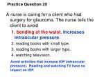 practice question 291