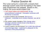 practice question 461
