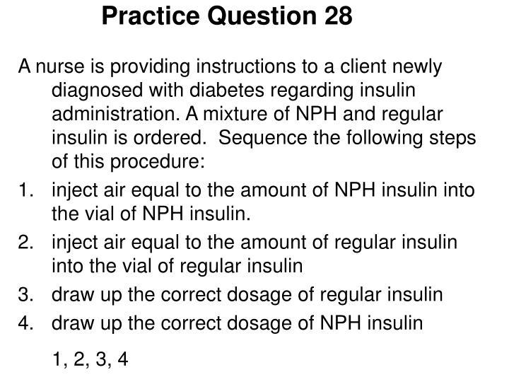 Practice Question 28