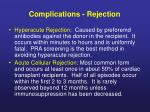 complications rejection1