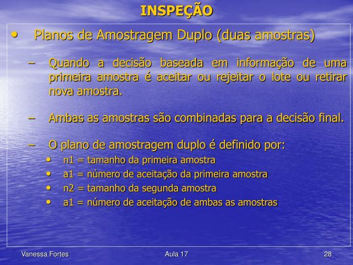 INSPEÇÃO
