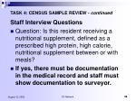 task 4 census sample review continued8