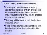task 5 dining observation continued2