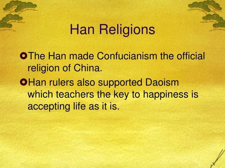 Han Religions