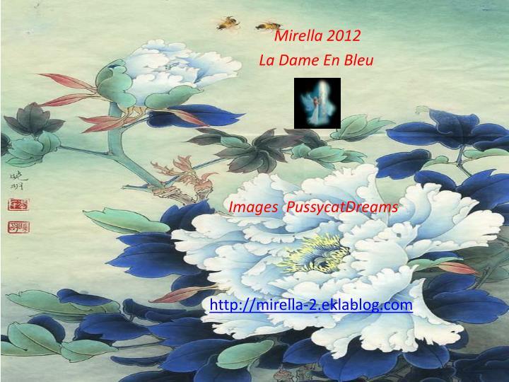Mirella 2012