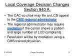 local coverage decision changes section 940 a