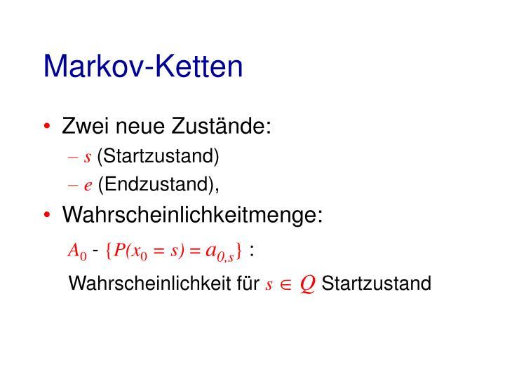 Markov-Ketten