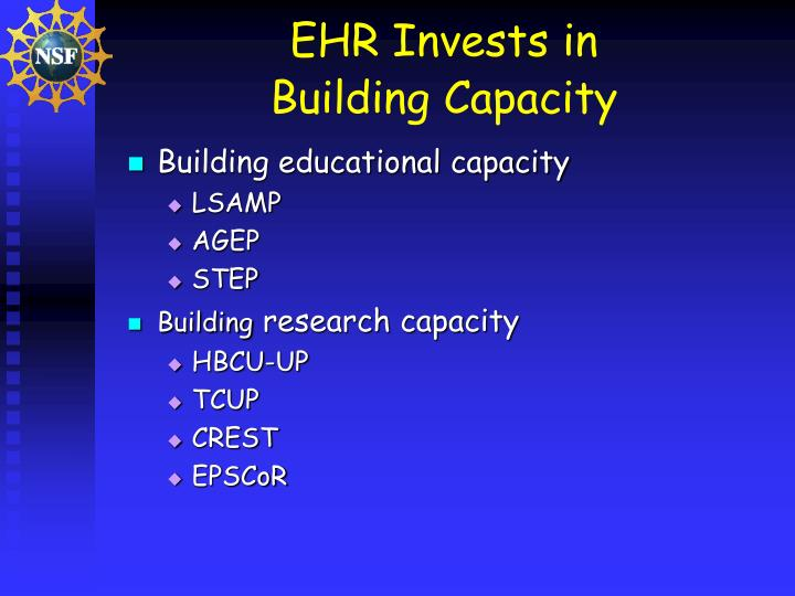 EHR Invests in