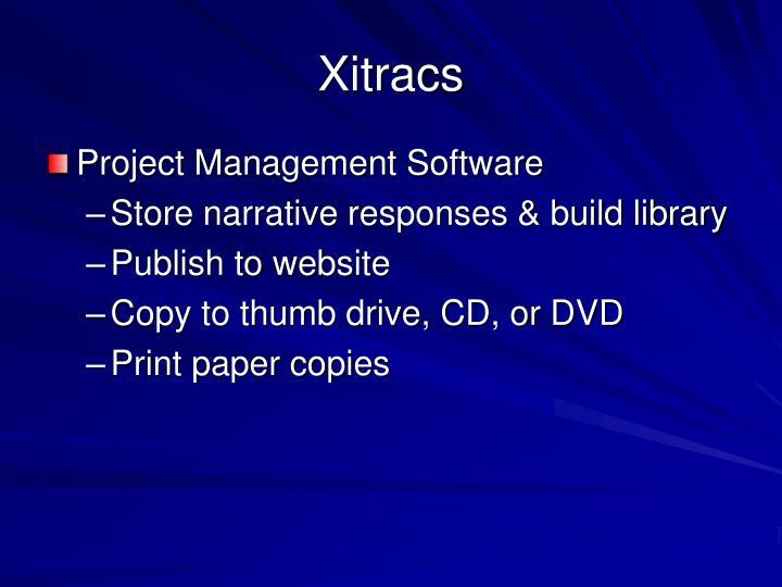 Xitracs