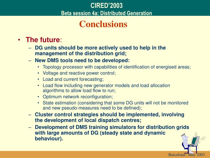 CIRED'2003