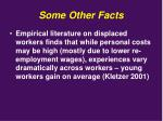 some other facts1