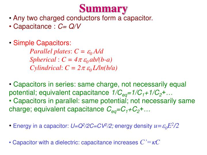 Any two charged conductors form a capacitor.
