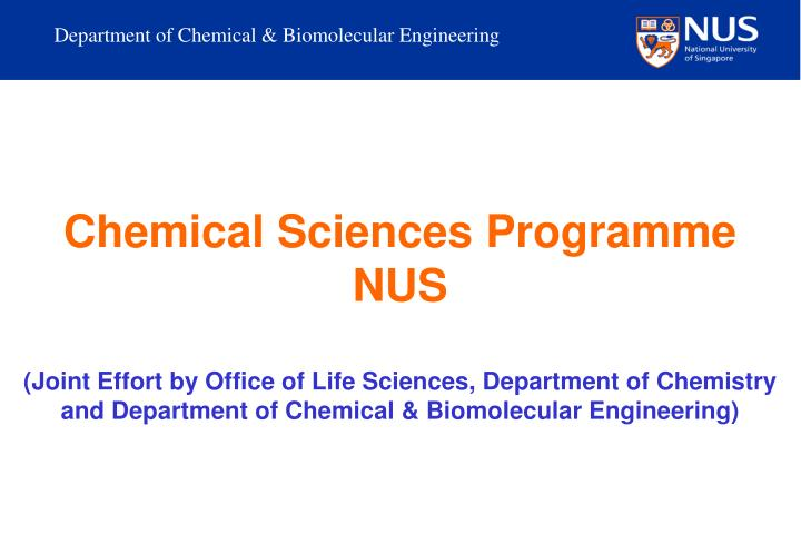 chemical engineering essay