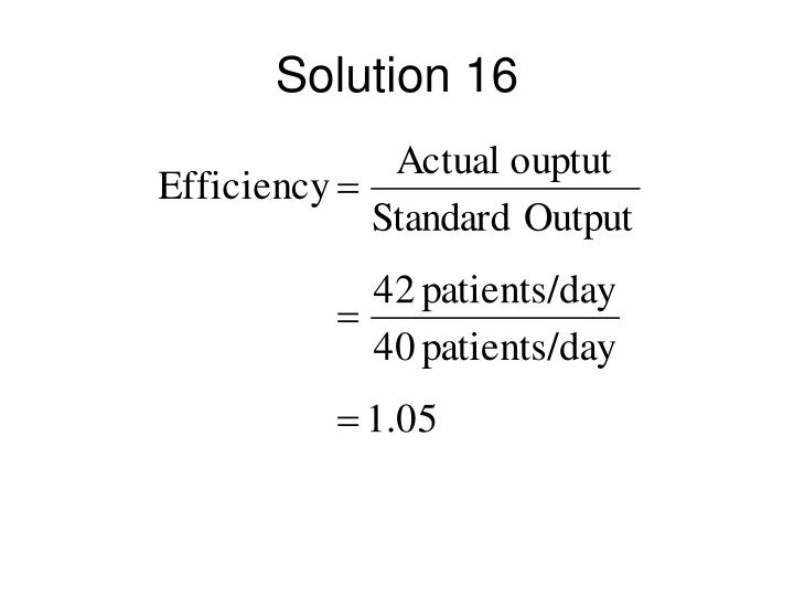 Solution 16