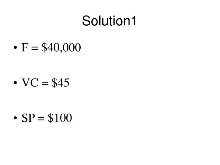 Solution1