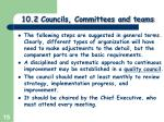 10 2 councils committees and teams1