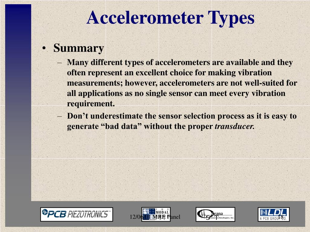 PPT - Accelerometer Types PowerPoint Presentation - ID:6620222
