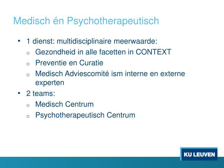 Medisch n psychotherapeutisch