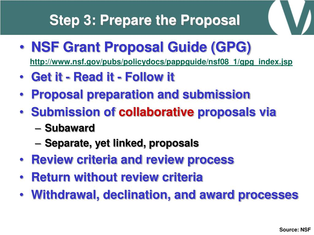 PPT - Writing Competitive Research Proposals UPRM PowerPoint