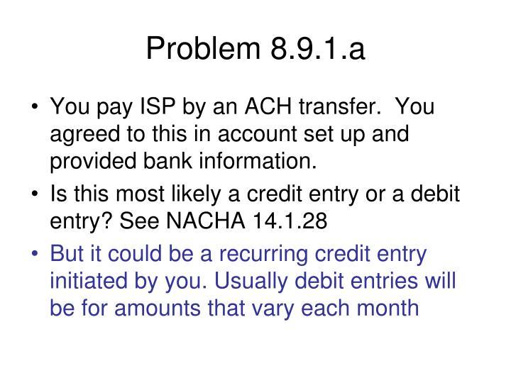 Problem 8.9.1.a