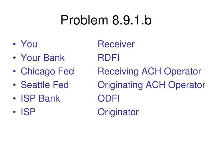 Problem 8.9.1.b