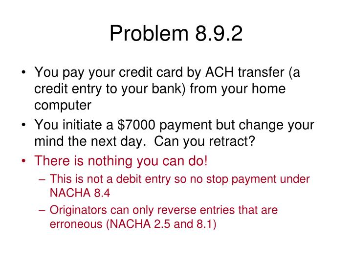 Problem 8.9.2