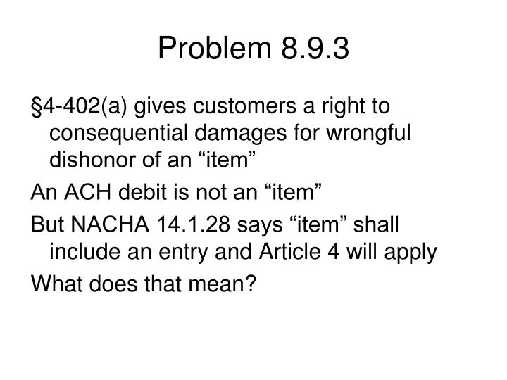 Problem 8.9.3
