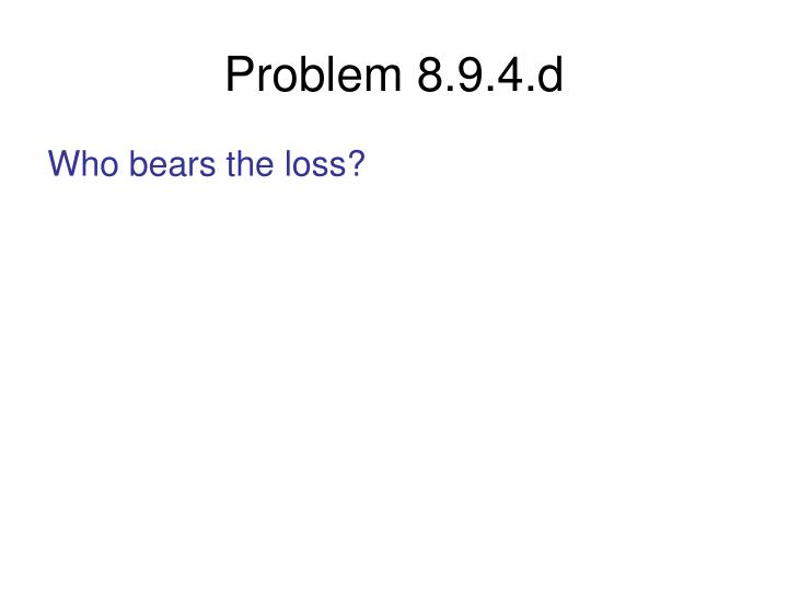 Problem 8.9.4.d
