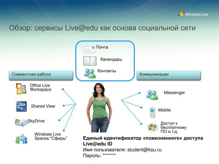 C live@edu