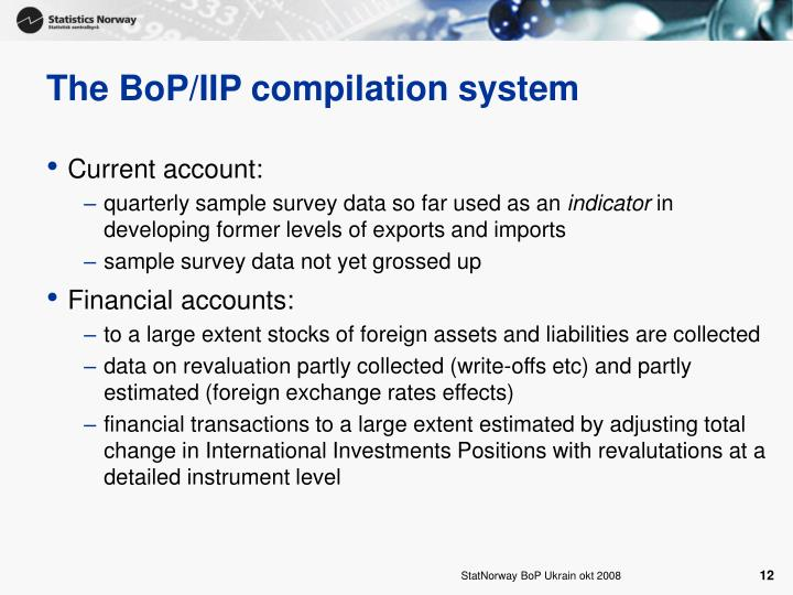 The BoP/IIP compilation system