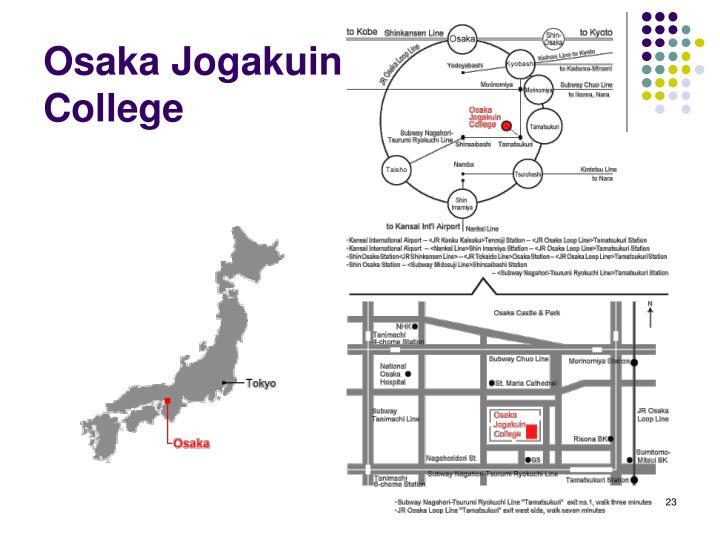 Osaka Jogakuin College