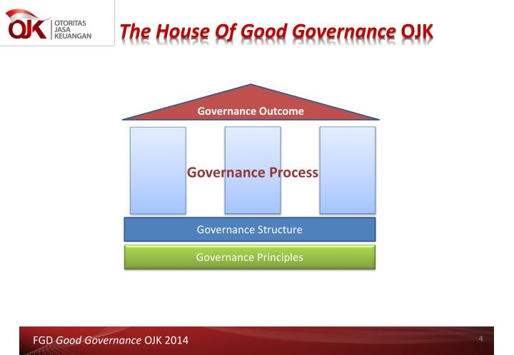 The House Of Good Governance