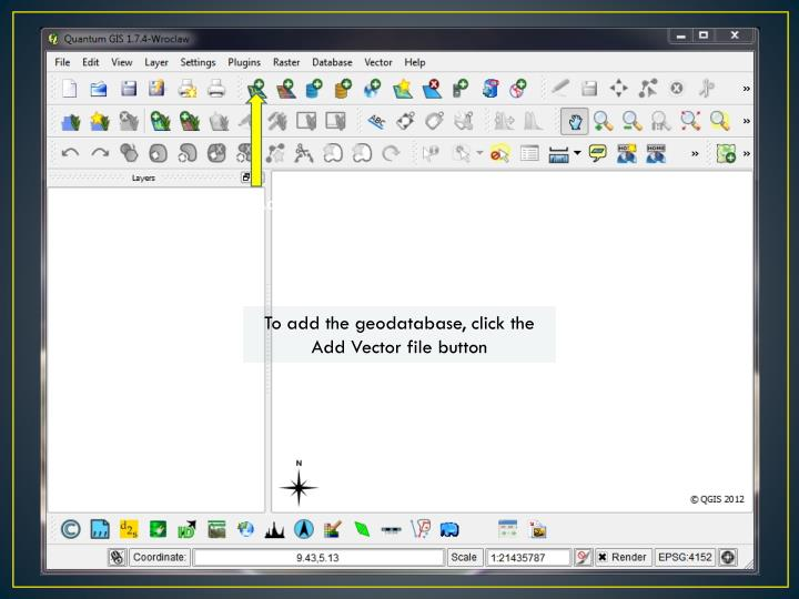 Add Vector file