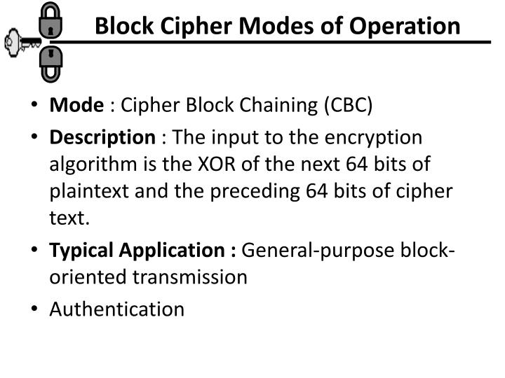 Block Cipher – Wonderful Image Gallery