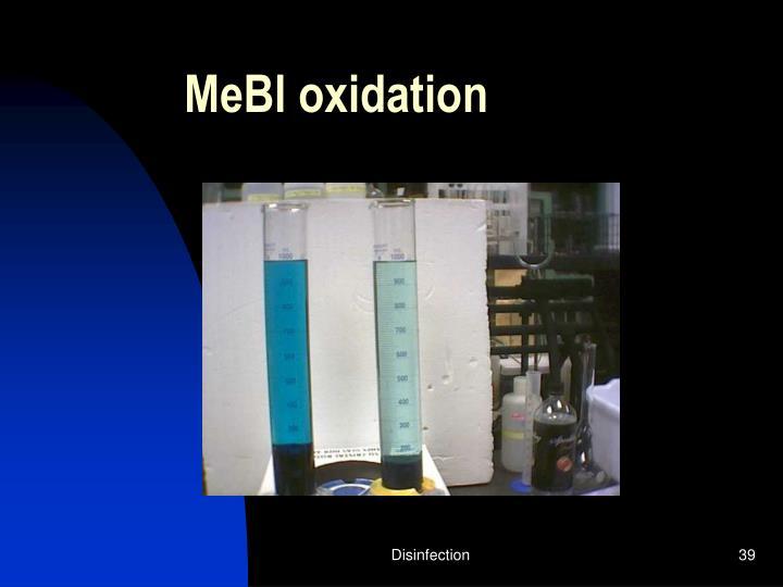 MeBl oxidation
