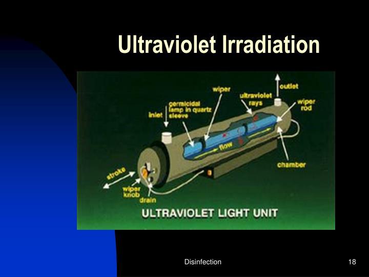 Ultraviolet Irradiation