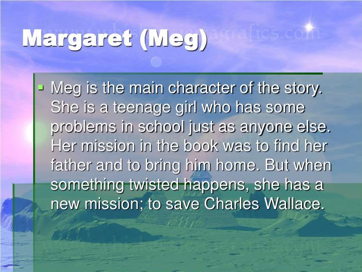 Margaret meg
