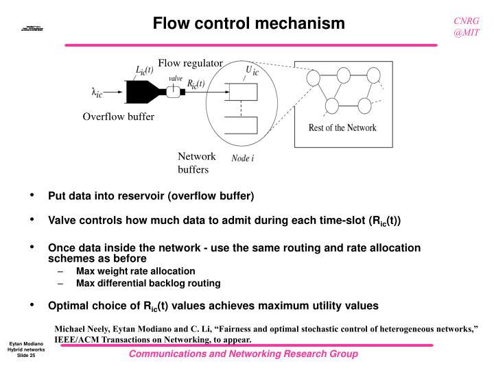 Flow regulator