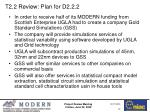 t2 2 review plan for d2 2 21